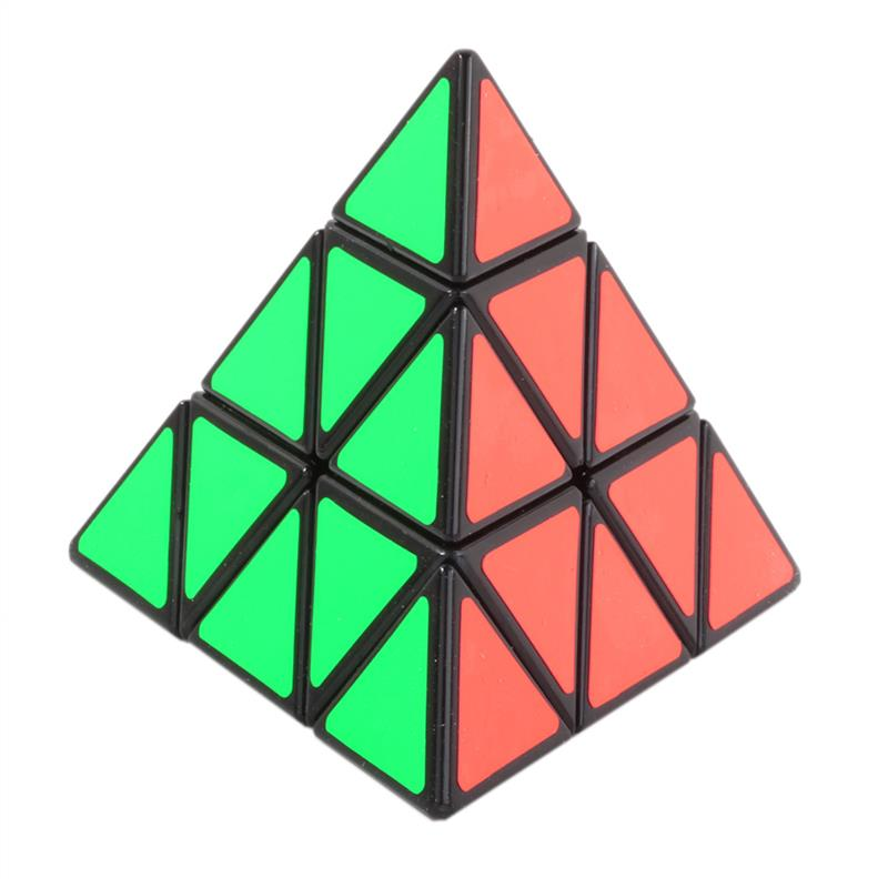 Wholesale chinese poetry pyramid rubiks cubes