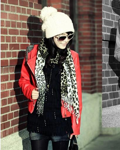 ELFSACK Vintage Women Cotton Blazers Jackets