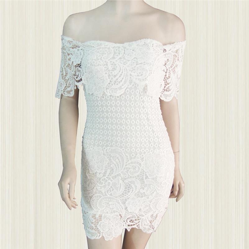 Белые Кружевные Платья С Доставкой