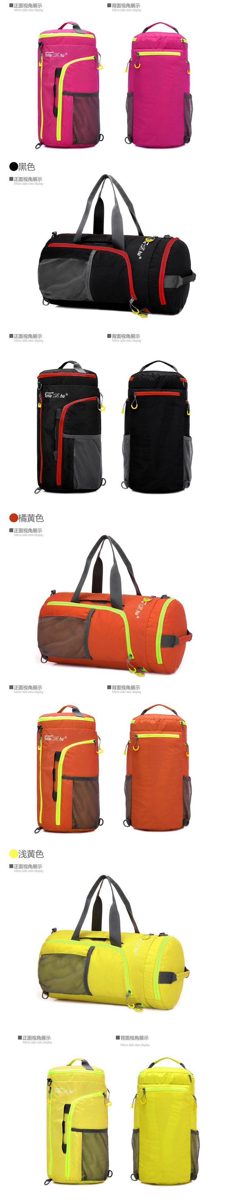 women fitness bag
